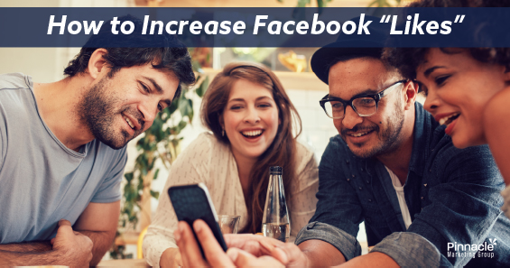 how to increase Facebook likes blog header