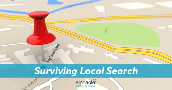 Surviving local search blog header