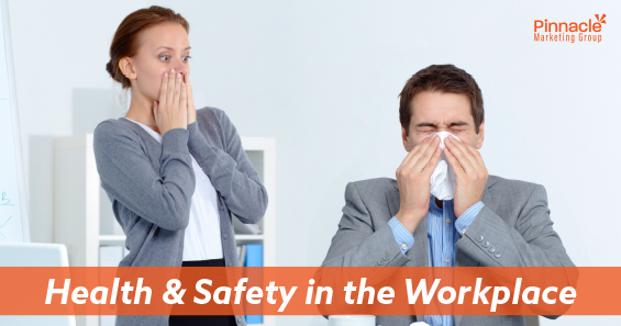 Health and safety in the workplace blog header