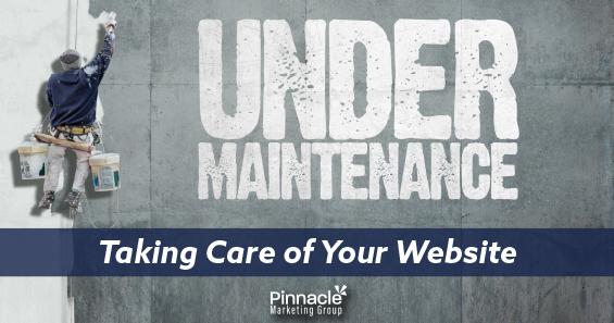 Taking care of your website blog header