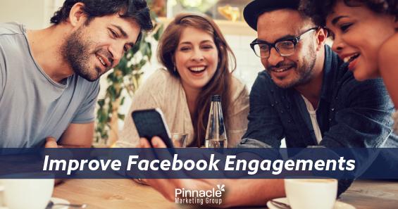 Improving Facebook engagements blog header