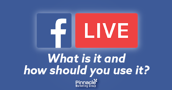 Facebook live: what is it and how should you use it blog header