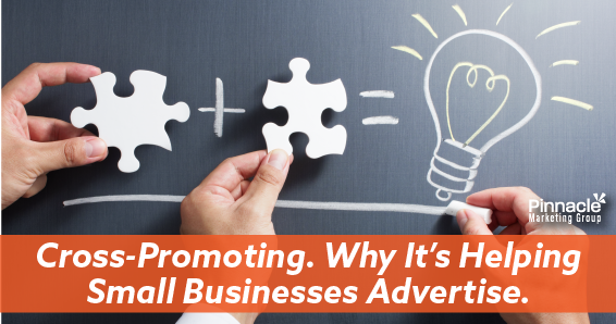 Cross-promoting: why it's helping small businesses advertise blog header