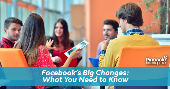 Facebook's big changes: what you need to know blog header
