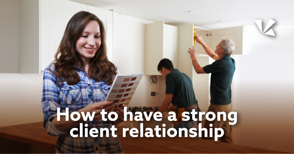 How to have a strong client relationship blog header
