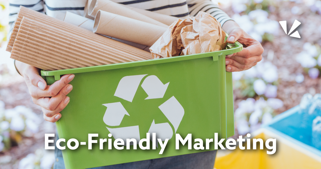 Eco-friendly marketing blog header