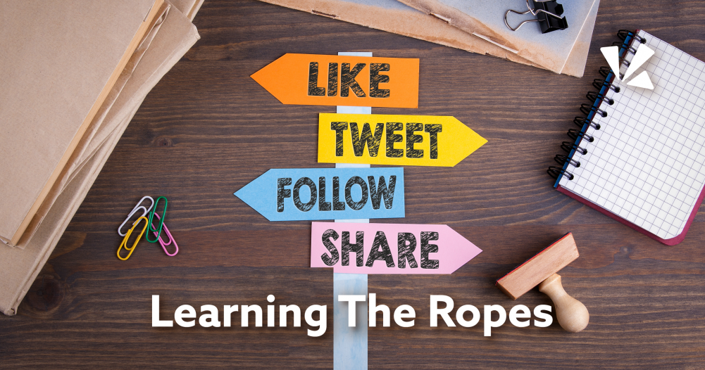 Learning the ropes blog header