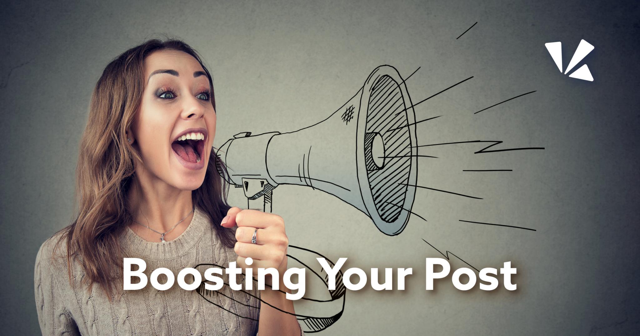 Boosting your post blog header