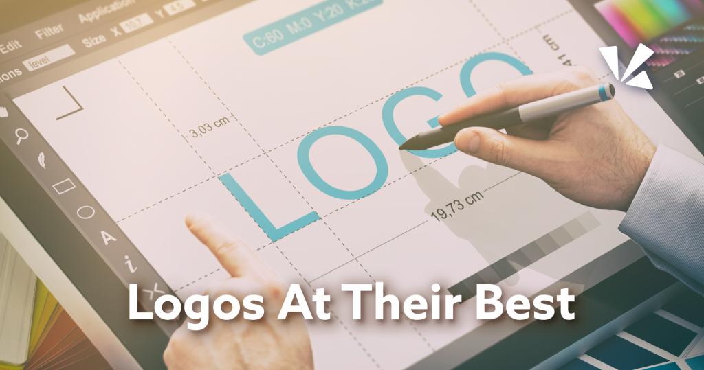 Logos at their best blog header