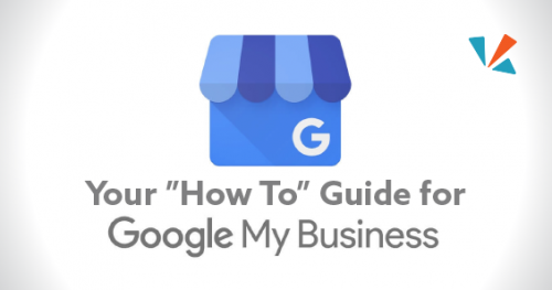 Your how-to guide to google my business Building your business brand blog header