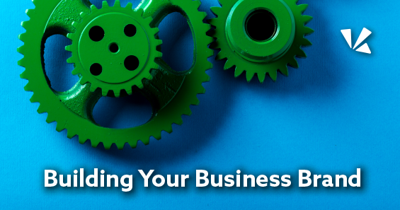 Building your business brand blog header