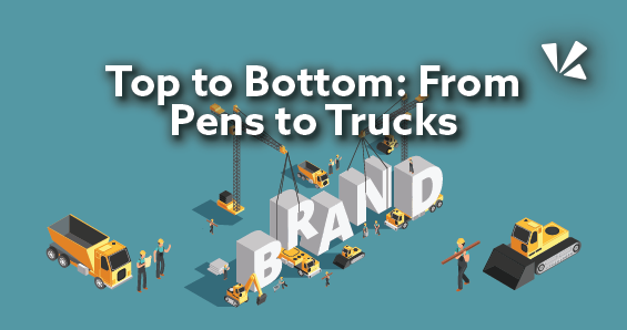 Top to bottom: from pens to trucks blog header