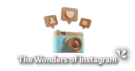 The wonders of Instagram blog header