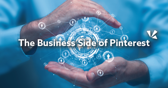 The business side of Pinterest blog header