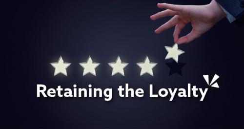 Retaining the loyalty blog header