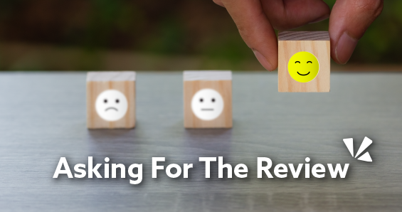 Asking for the review blog header