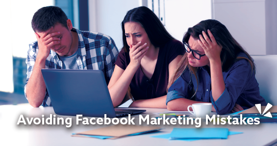 Avoiding Facebook Marketing mistakes blog header