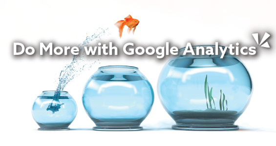 Do more with google analytics blog header