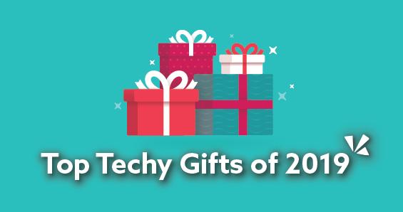 Top techy gifts of 2019 blog description