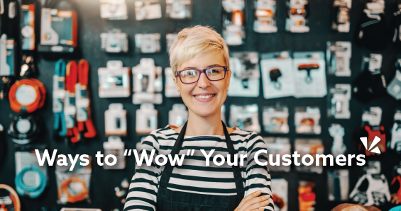 Ways to wow your customers blog description
