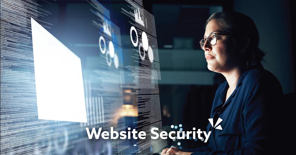 Website security blog description