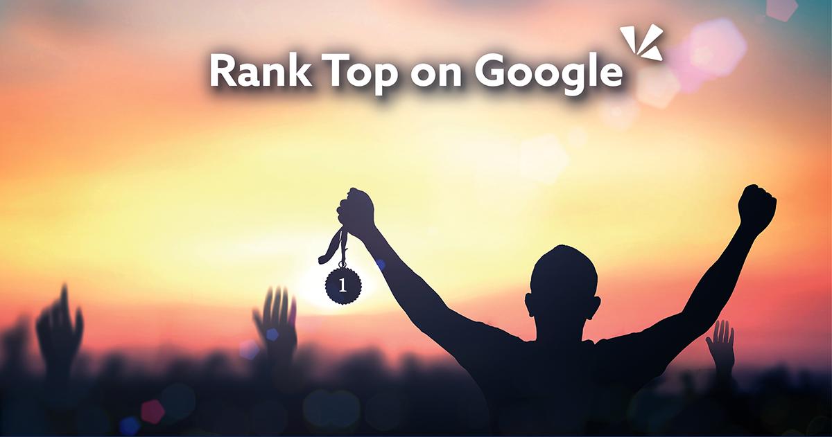 Rank top on Google blog description