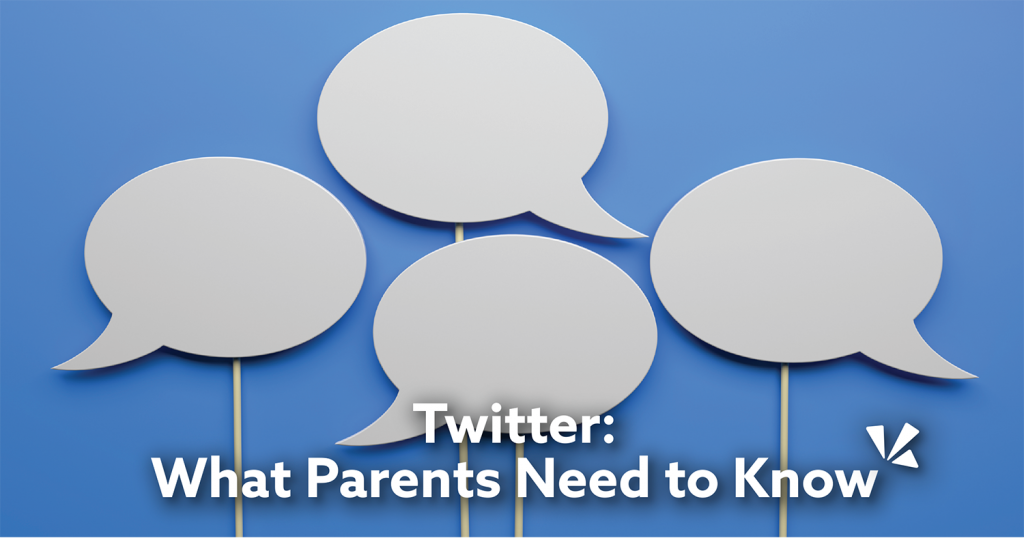 Twitter: what parents need to know blog description