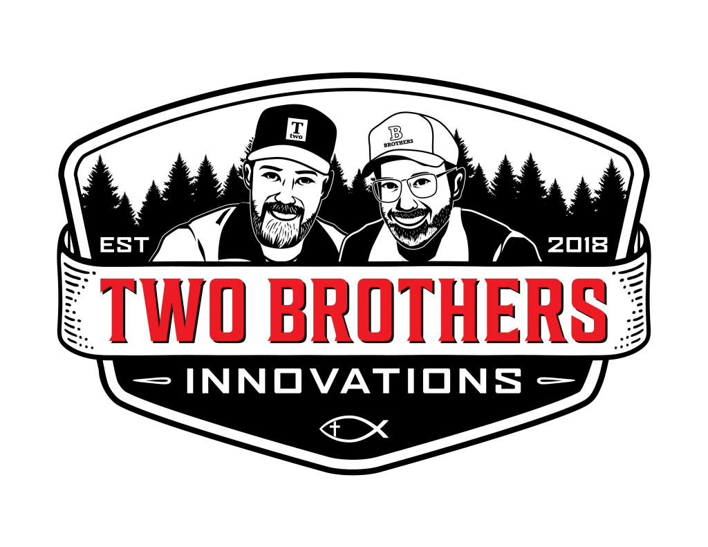 two brothers innovations logo design