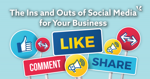 The ins and outs of social media for your business blog description