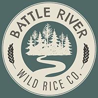 Battle River Wild Rice logo