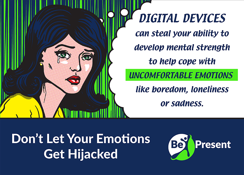 "BASC ""don't let your emotions get hijacked"""