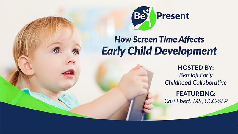 BASC be present early childhood development social media post