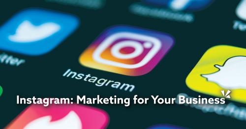 Instagram Marketing for your business - blog header