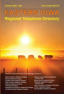 Eastern Iowa regional telephone directory
