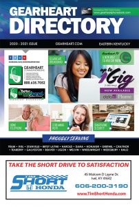 Gearheart telephone directory