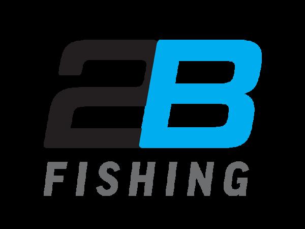 2B fishing logo