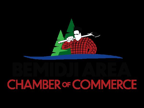 Bemidji area chamber of commerce logo