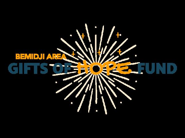 Gifts of hope fun logo