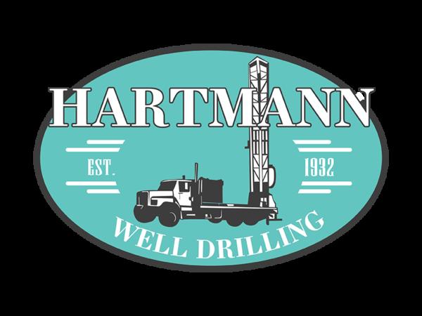 Hartmann well drilling logo