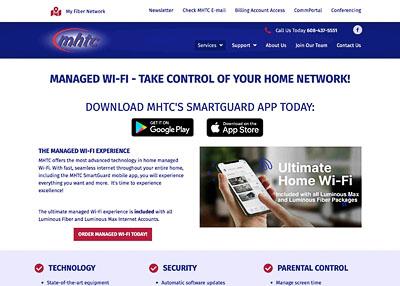 Mount Horeb Telephone website homepage